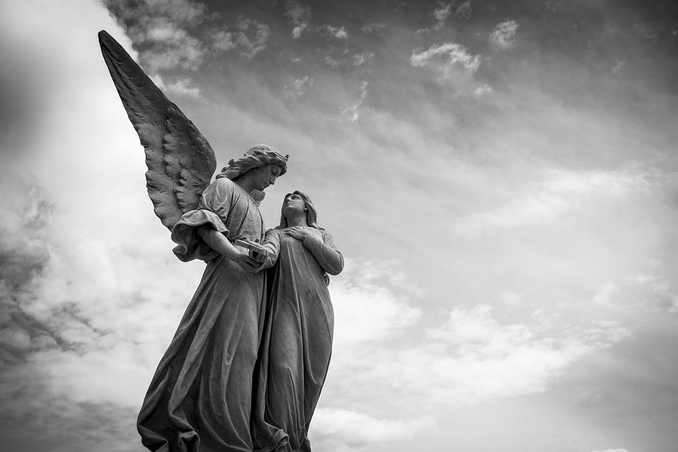 meditacija z angeli